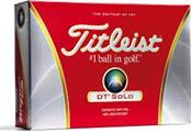 TITLEIST Golf Accessory DT SOLO GOLF BALLS